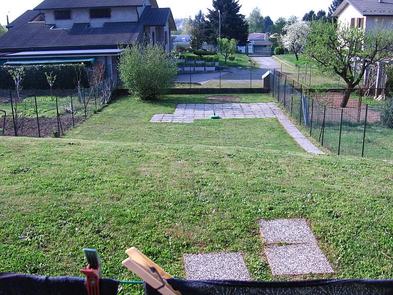 Come si potrebbe fare per questo giardino forum di - Zona barbecue in giardino ...
